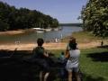 """2009 - """"Saulės"""" mokyklos piknikas prie Lanier"""