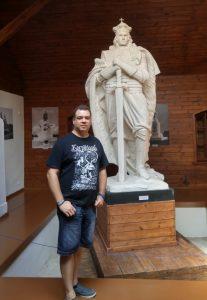 V. Grybo muziejuje Jurbarke.