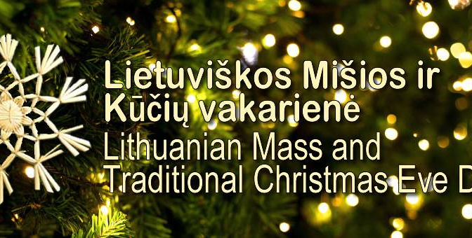 Kučios | Christmas Eve